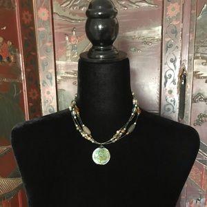 NWT!!!  Multi Strand Necklace